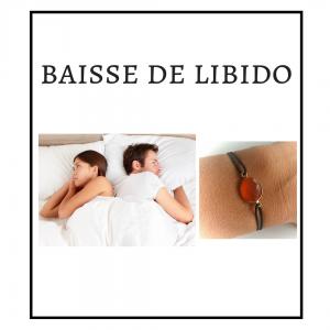 BRACELET : BAISSE DE LIBIDO HOMME / FEMME